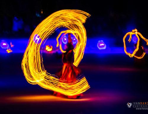 Огнено шоу, Пловдив-Европейска столица на културата 2019