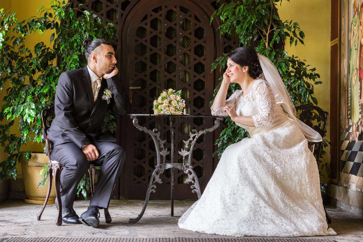 Моменти от сватбата на Т&И. Сватбена фотография от професионален фотограф Иван Банчев.