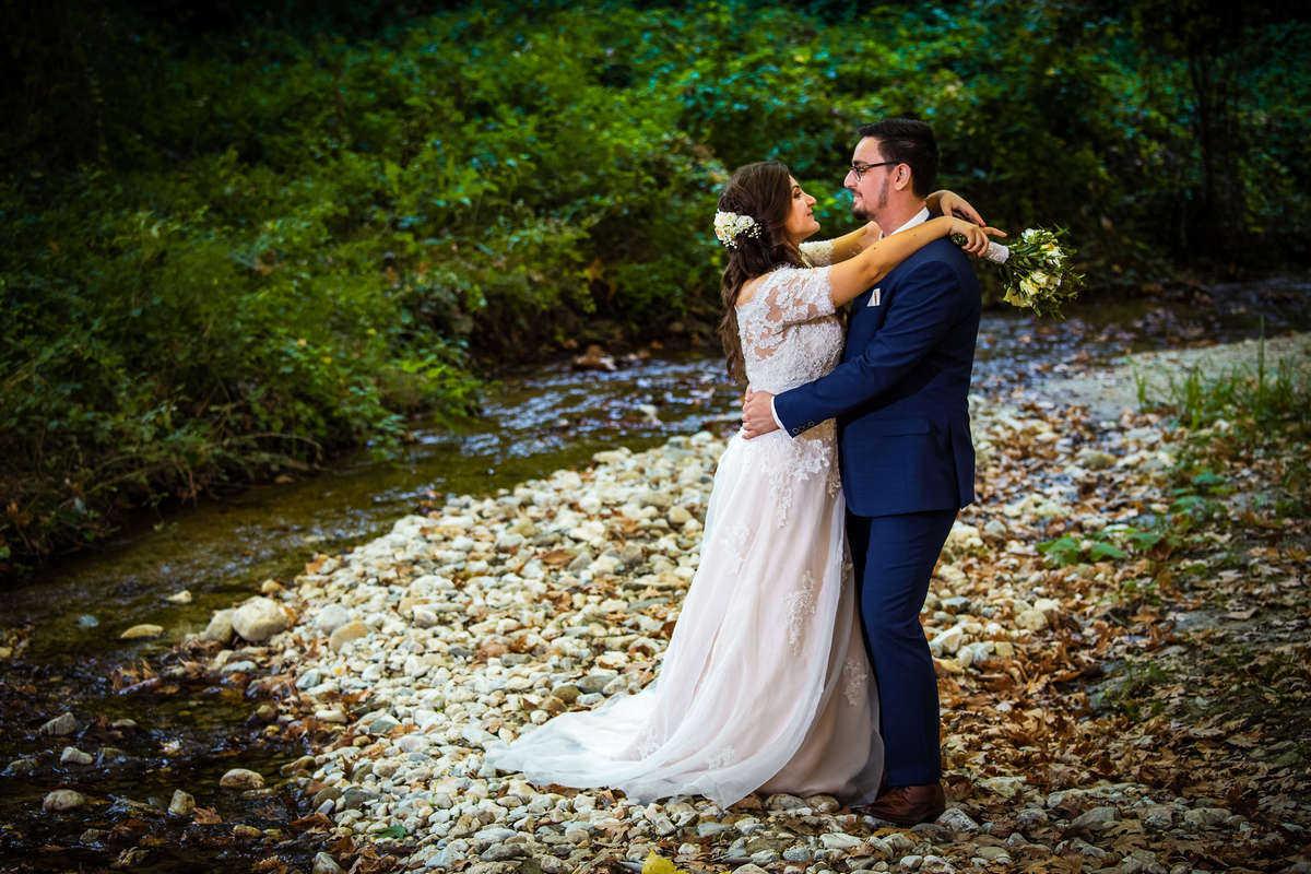 Моменти от сватбата на И&К. Сватбена фотография от добър професионален фотограф Иван Банчев.